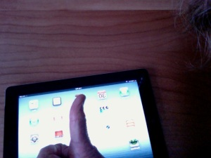 Loving my iPad